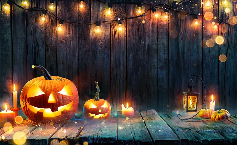 Dags att fira halloween – en härlig högtid